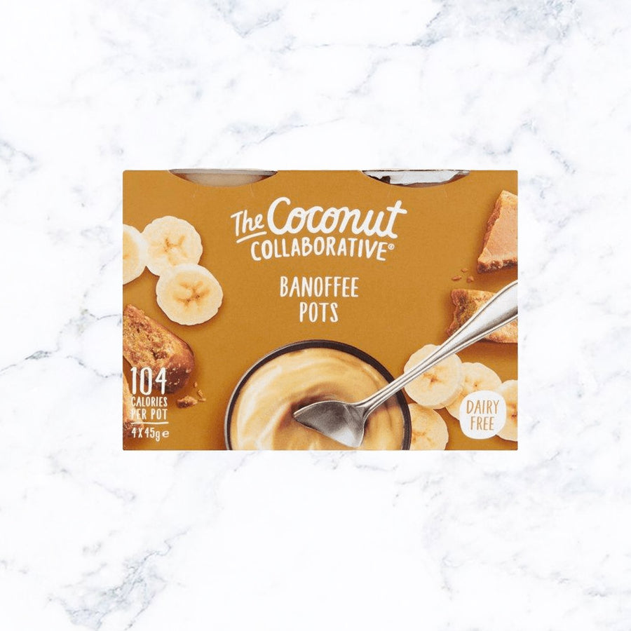 Coconut Collaborative Banoffee Pots