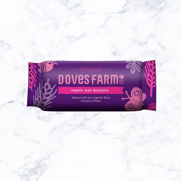 Doves Organic Fruity Oat Digestives