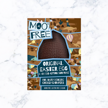 Moo Free - Original Easter Egg & Egg-Citing Surprise