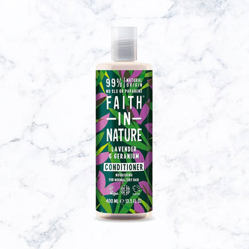 Faith in Nature Lavendar & Geranium Conditioner