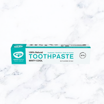Green People Minty Cool Natural Toothpaste