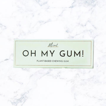 OH MY GUM! Mint Chewing Gum