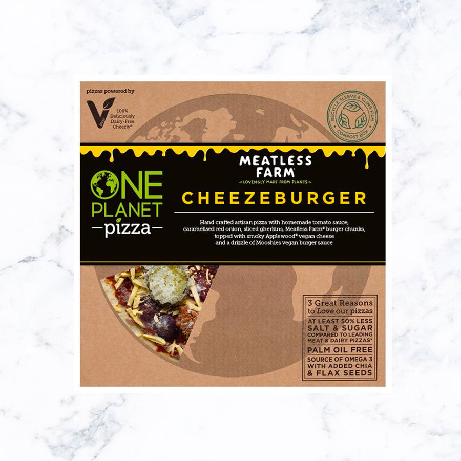 One Planet Pizza - Cheezeburger