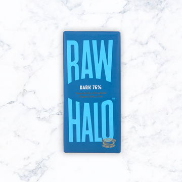 Raw Halo Dark 76% Cacao