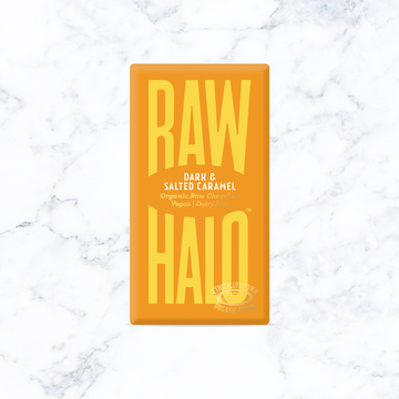 Raw Halo Mini Dark & Salted Caramel