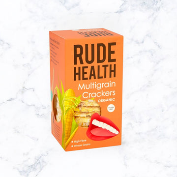Rude Health Mulitgrain Crackers