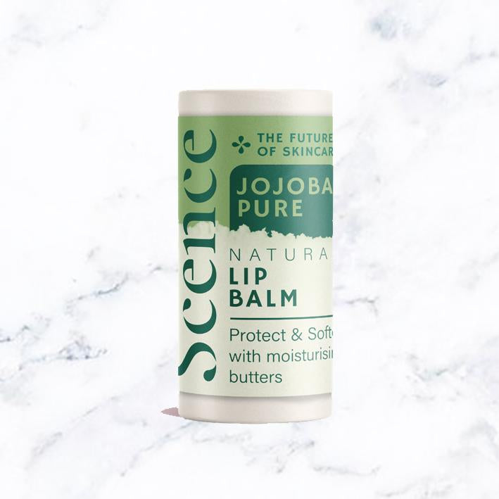 Scence Jojoba Natural Lip Balm