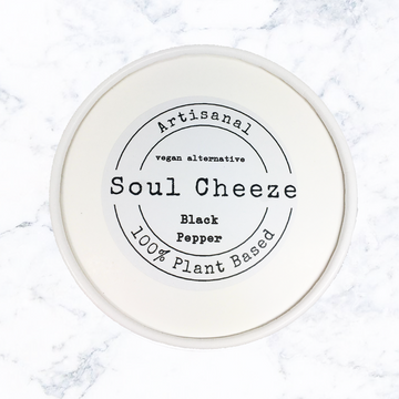 Soul Cheeze - Black Pepper (Use by: 10/03)