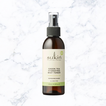 Sukin Green Tea Hydrating Mist Toner 125ml