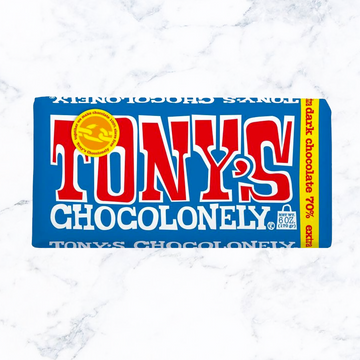 Tony's Chocolonely Dark Chocolate