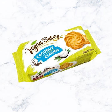 Vegan Bakery Coconut Clouds