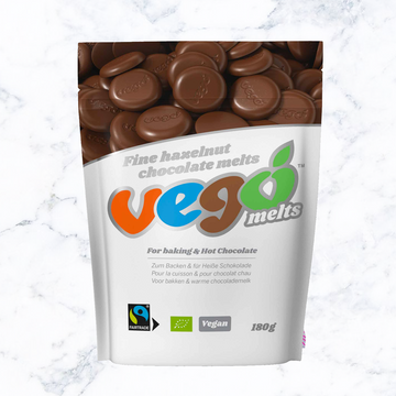 VEGO Chocolate Hazelnut Melts