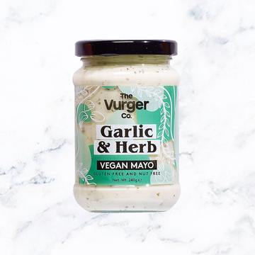 The Vurger Co. Garlic & Herb Vegan Mayo