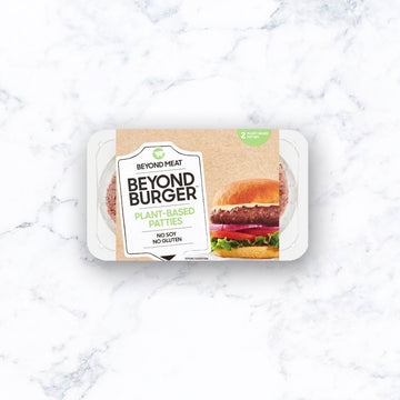 vegan sustainable plant based burgers