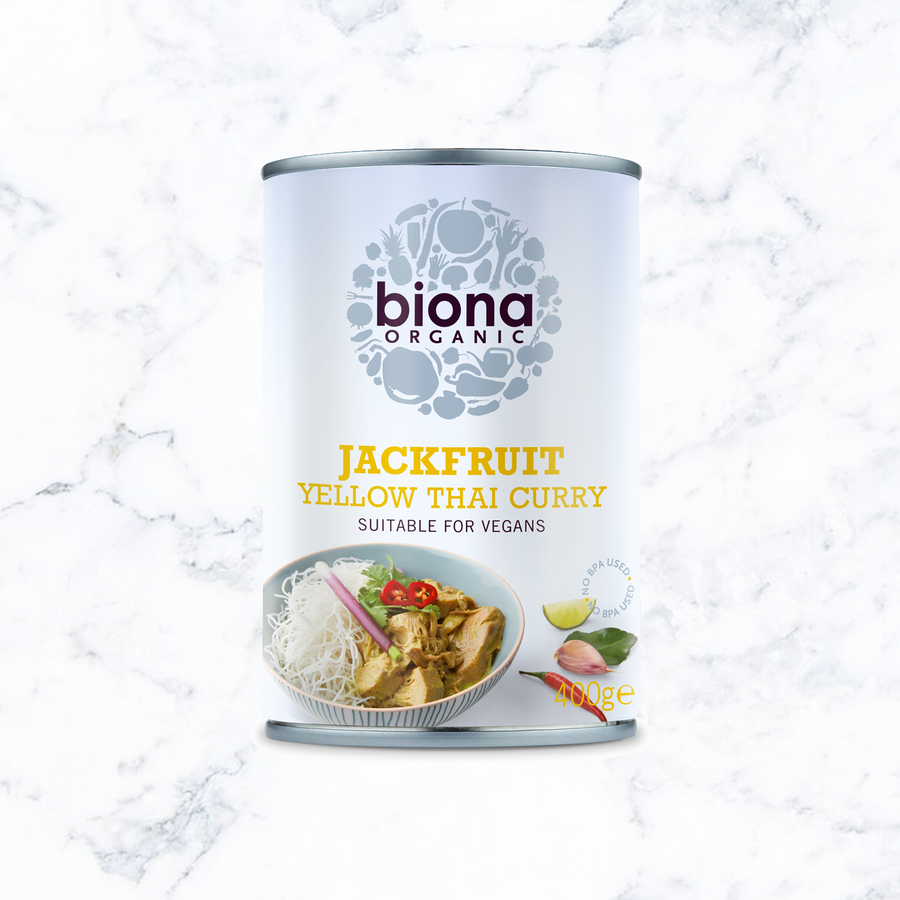 Biona Yellow Thai Curry
