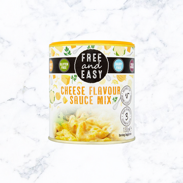 Free & Easy Cheesy Sauce