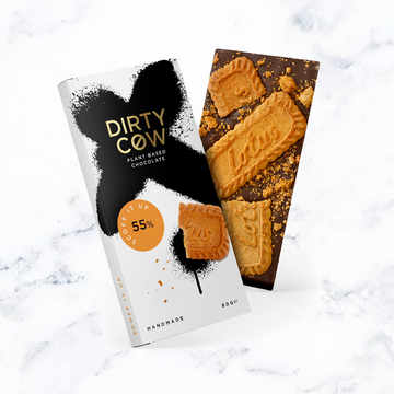 Dirty Cow Indulgent Biscoff