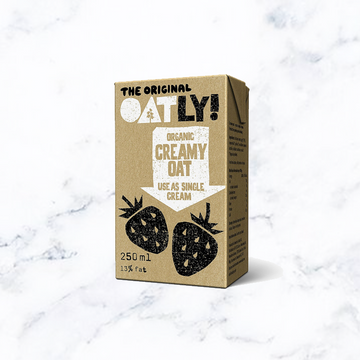 Oatly Organic Single Cream Cooking Base