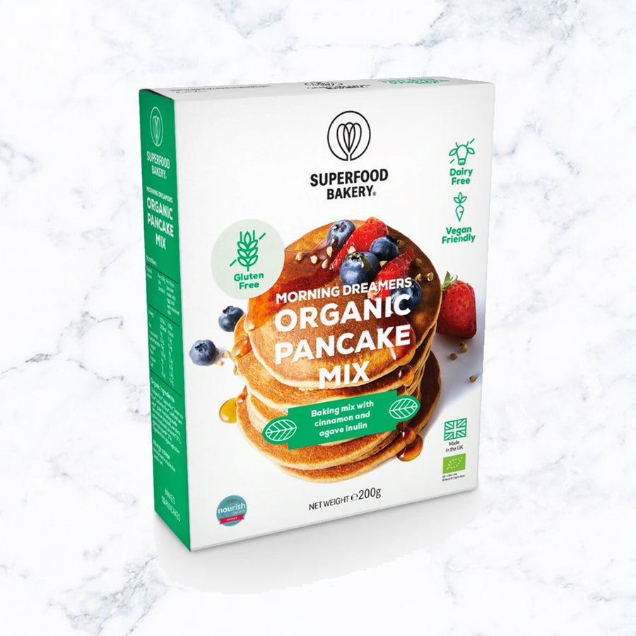 Superfood Market -  Morning Dreamers Pancake Mix