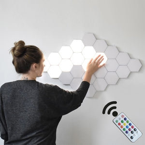 New Generation Quantum Touch Lamp