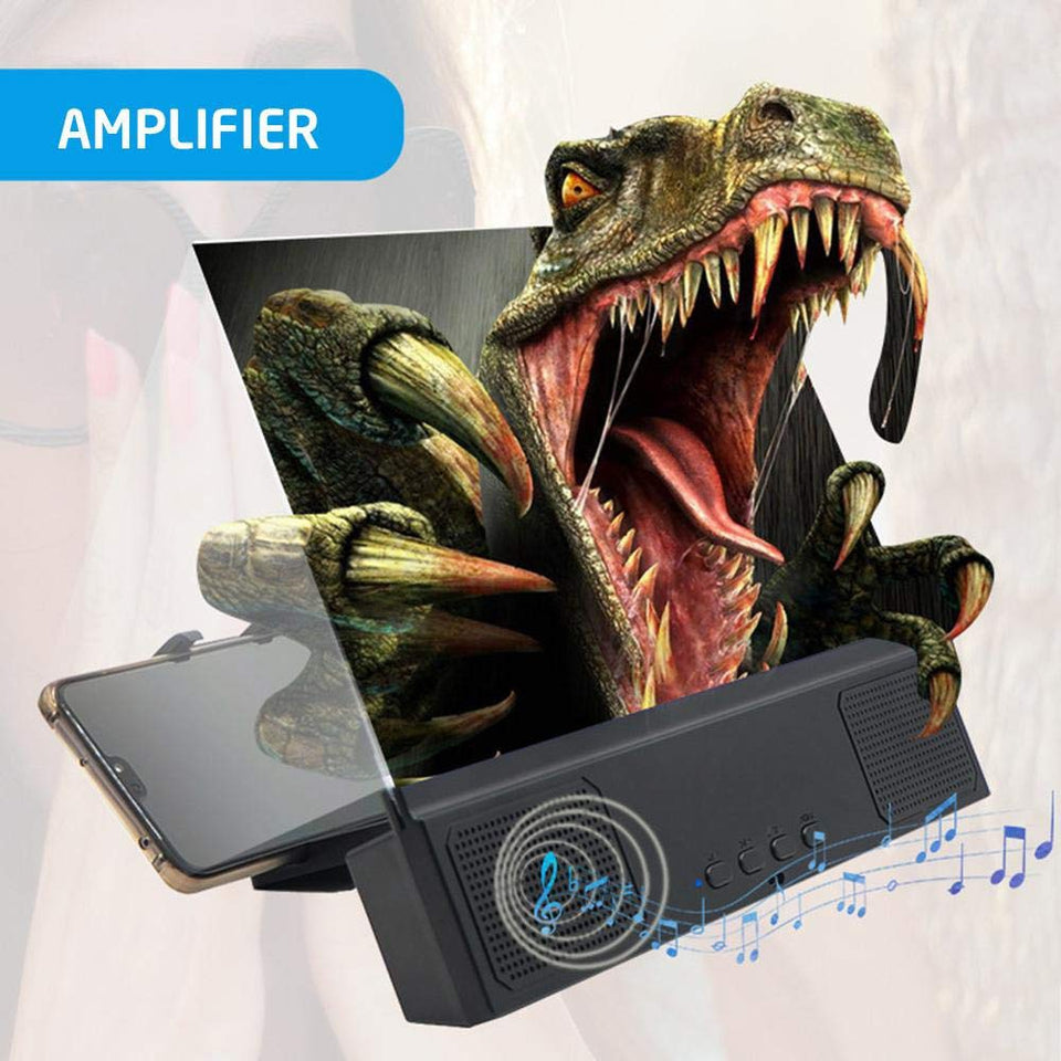 Phone Screen 3D Universal magnifier 12 inch
