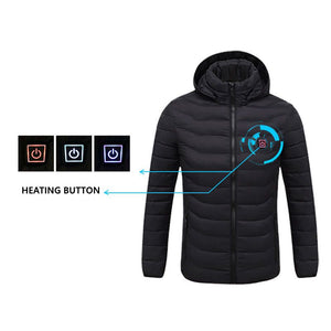Smart Heated Jacket