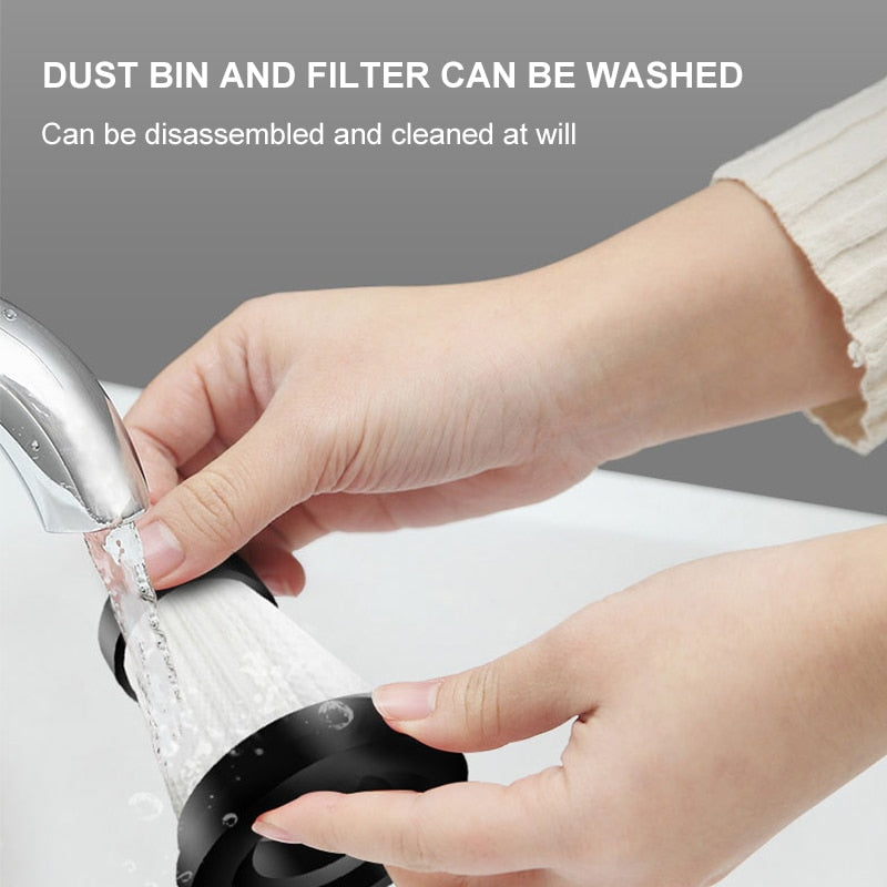 Handheld Wireless Vacuum Cleaner
