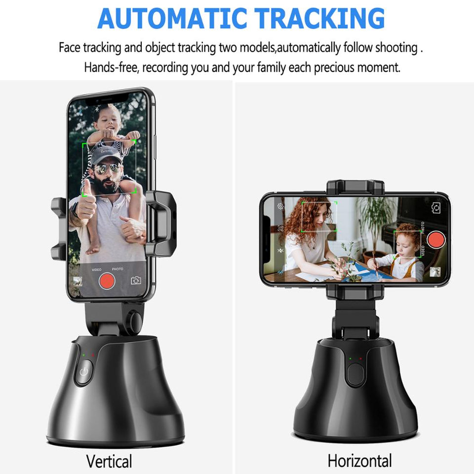 Auto Tracking Phone Holder