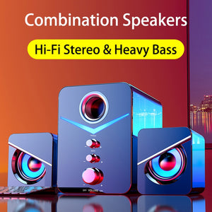 Bass Stereo Music Player Subwoofer Speaker