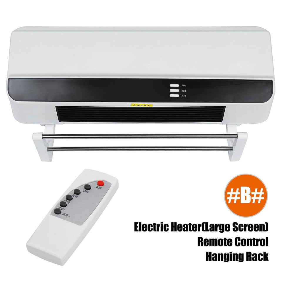 Wall Mounted Air Conditioner Electric Heater