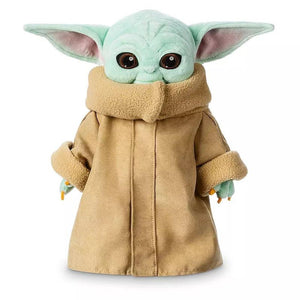 30cm Force Awakens Plush Toys Cute Yodaing War Cute Stuffed  Plush Dolls Cartoon Peluche Star Wisdom Master Model Toys Kids Gift