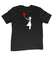 Banksy- Girl With Balloon