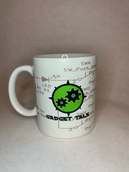 Geocache Coffee Cup