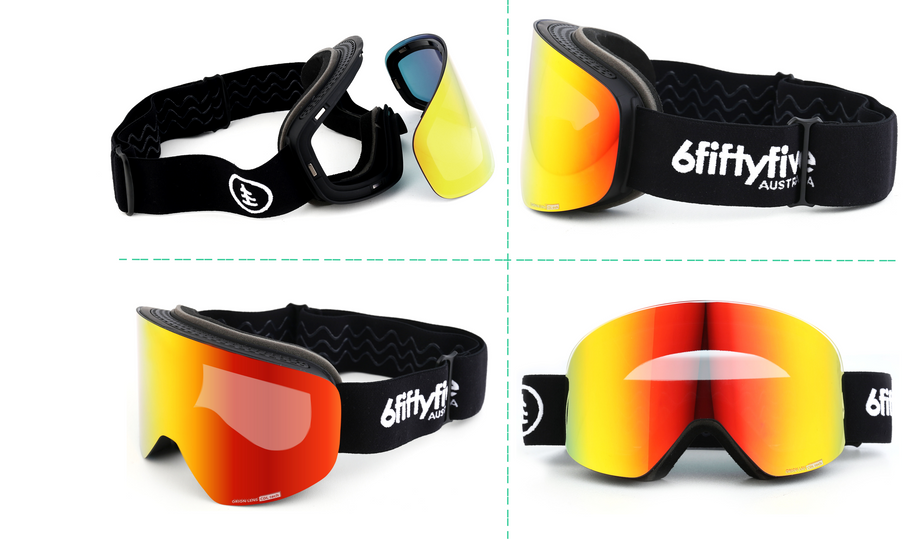 6fiftyfive's ultimate guide to select your new ski goggles