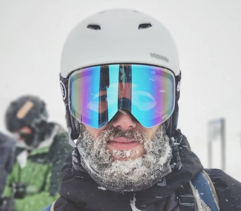 6fiftyfive ski goggles - no fog, protect your eyes and see everything even in the worst weather conditions