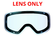 Load image into Gallery viewer, 6fiftyfive Ice Blue Unisex Orion Lens Frameless Magnetic Ski Goggles