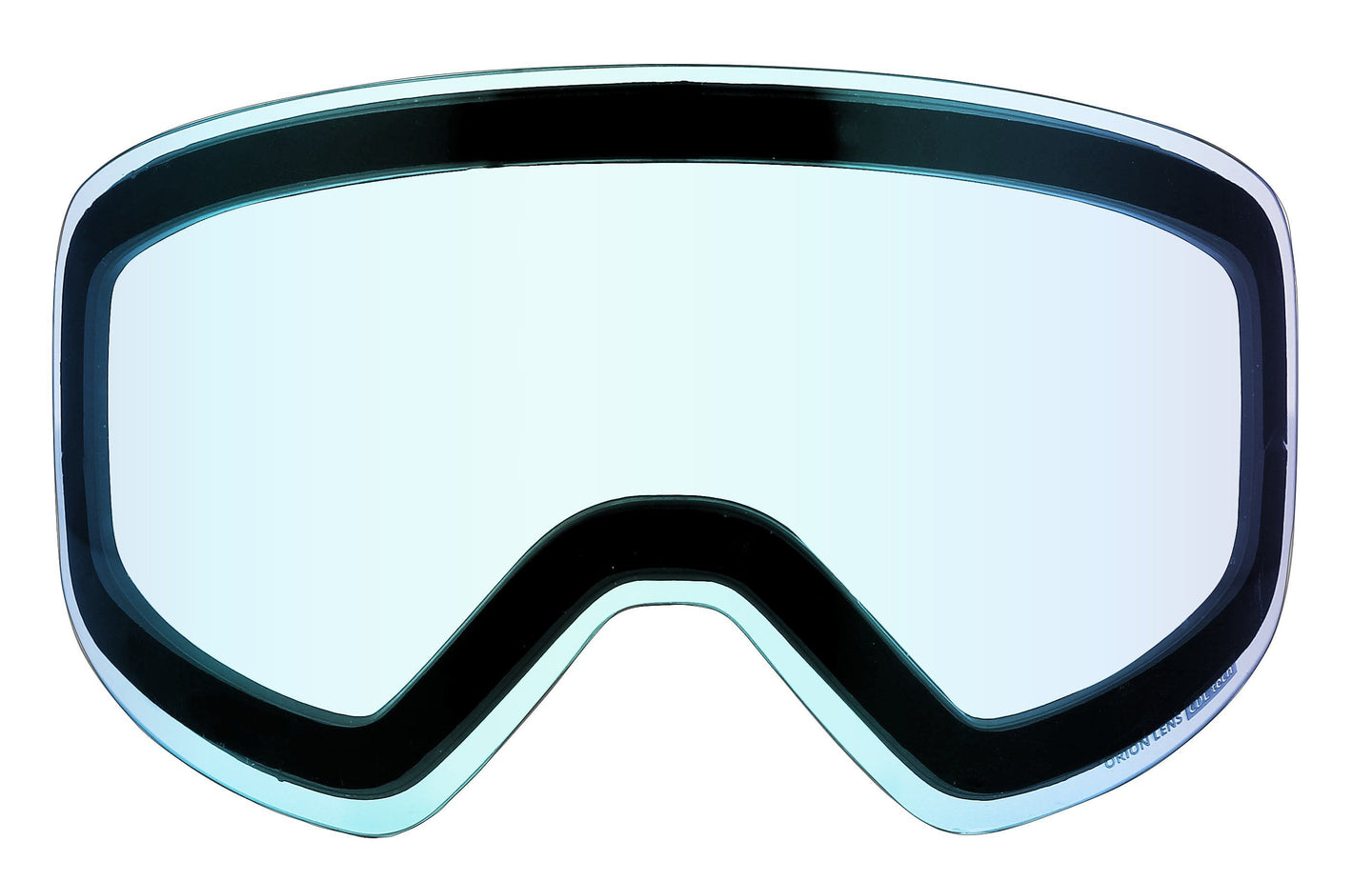 6fiftyfive Ice Blue Unisex Orion Lens Frameless Magnetic Ski Goggles