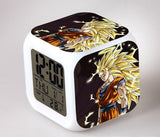 Horloge Réveil Digital Dragon Ball Z