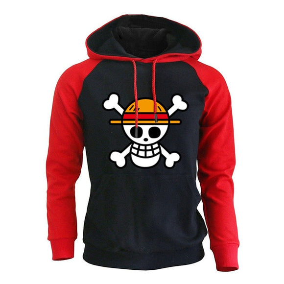 Pull à Capuche One Piece