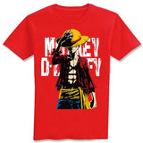 T shirt One Piece - Luffy Homme