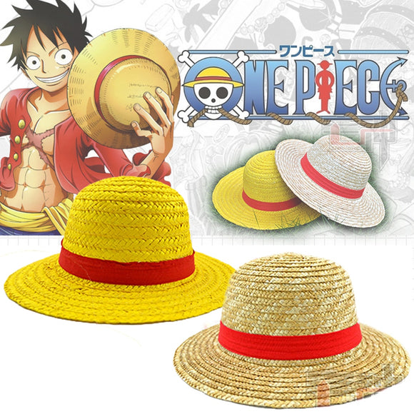 Chapeau One Piece Monkey D Luffy