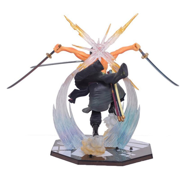 Figurine One Piece Colossum Battle Ver - Roronoa Zoro