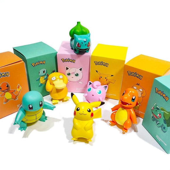 Mini Figurines Pokemon