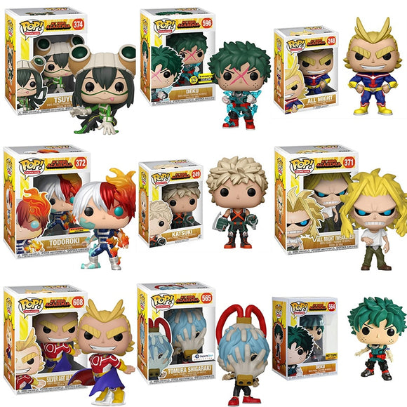 POP - My Hero Academia