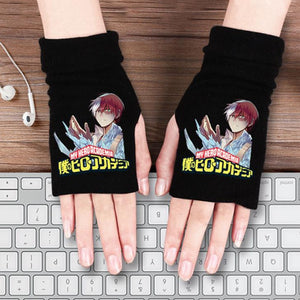Demi-gants My Hero Academia
