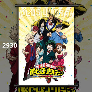 Affiches Murales Boku no My Hero Academia Groupes