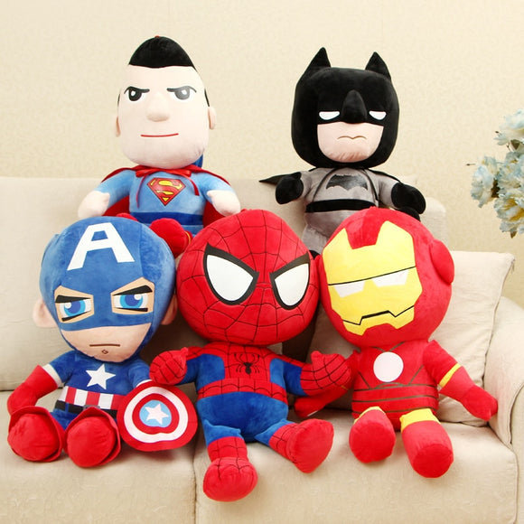 Peluches - Marvel Avengers DC Comics
