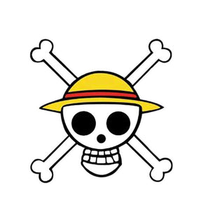 Tattoo Waterproof - ONE PIECE Pirate