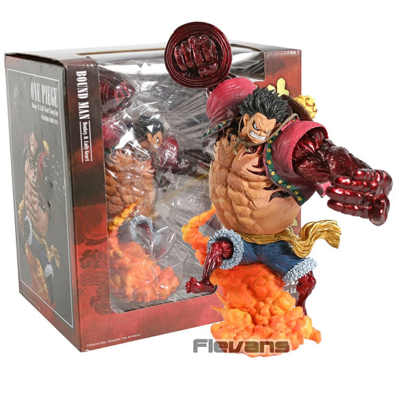 Figurines avec décoration - Banpresto One Piece
