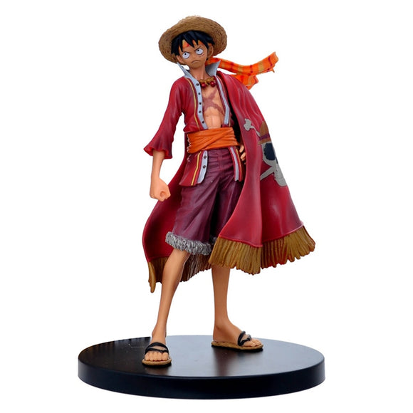 Figurine One Piece Luffy - Edition 15e Anniversaire